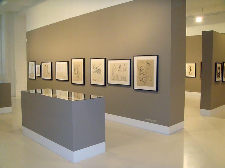 George Grosz The Years in America: 1933-1958