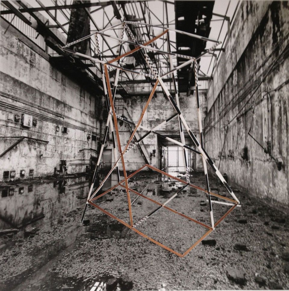 Jane & Louise Wilson, Blind Landings (H-bomb Test Site, Orford Ness) Lab One #2