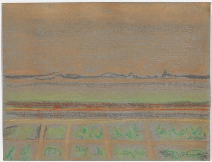 Richard Artschwager Small Landscape
