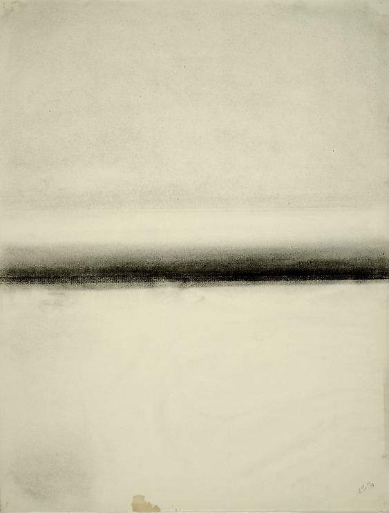 Richard Artschwager Study of Line