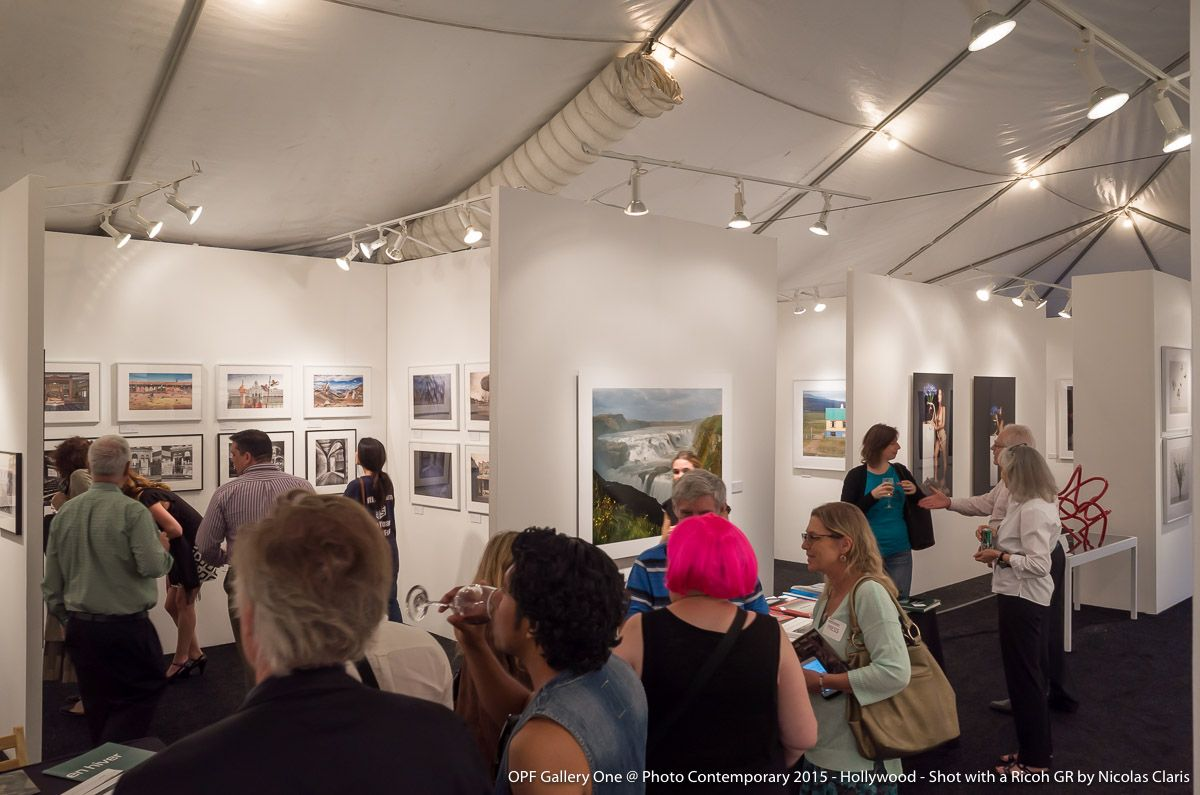 OPF Gallery One exhibition at Photo Contemporary 2015