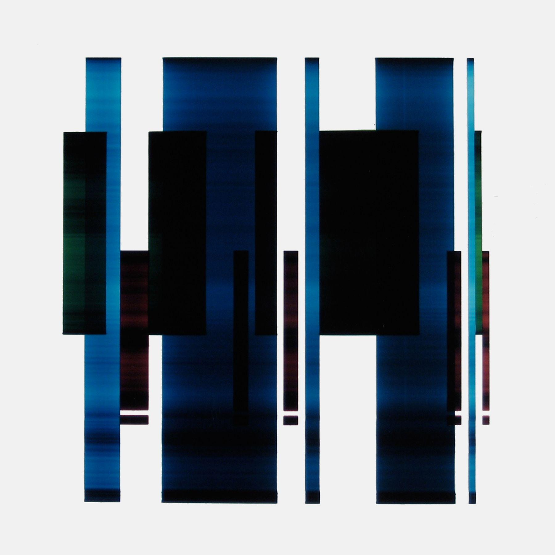 Karl Martin Holzhäuser, Lichtmalerei 60.11.2004, 2004