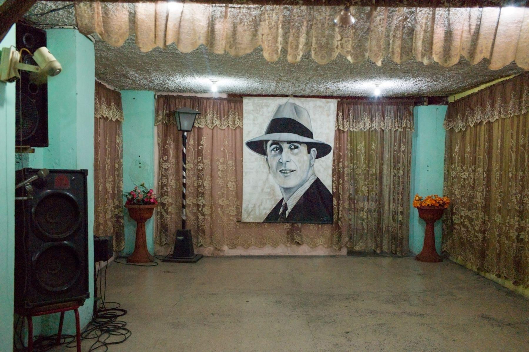 Magdalena Solé, Cuba - Hasta Siempre (Cuba Forever), Dance Studio, Havana, 2013, Sous Les Etoiles Gallery