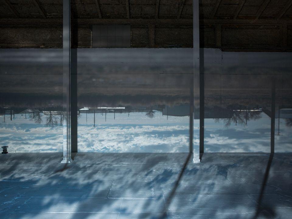 "ALT=""Zoe Leonard, Installation view, 2013, Chinati Foundation"""