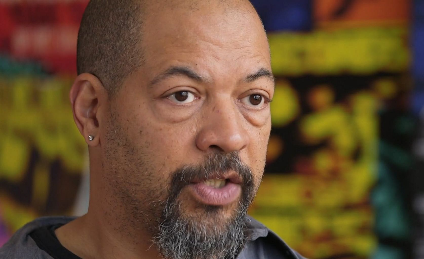 Gary Simmons, Conversation with the artist, June 2016