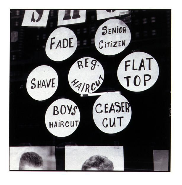 "ALT=""Zoe Leonard, Haircuts, 1999-2000, Dye Transfer print"""