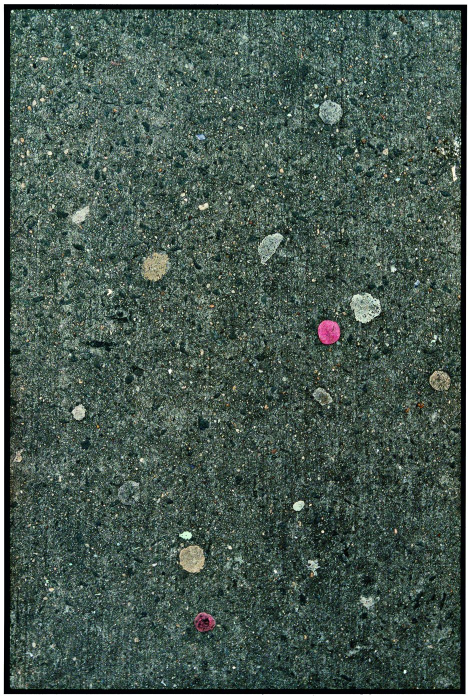 Zoe Leonard, Bubblegum No. 2, 2000