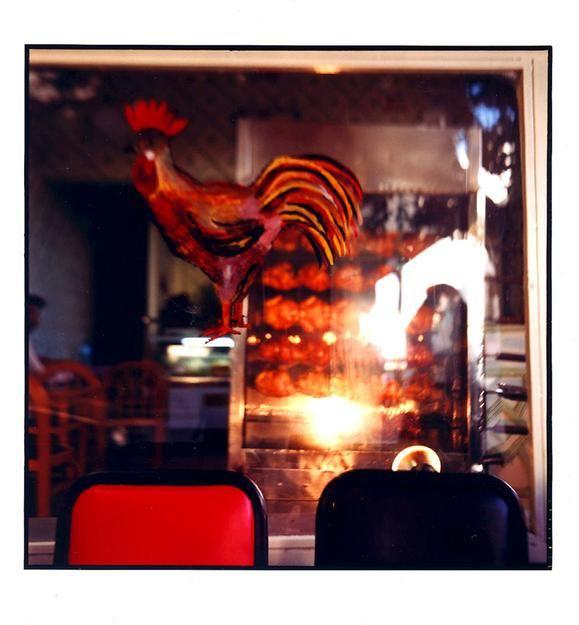 """ALT=""""Zoe Leonard, Mister Chicken, 1998/2000, Dye Transfer print"""""""