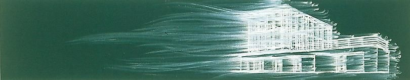 , Glass Pavilion Drag, 2007