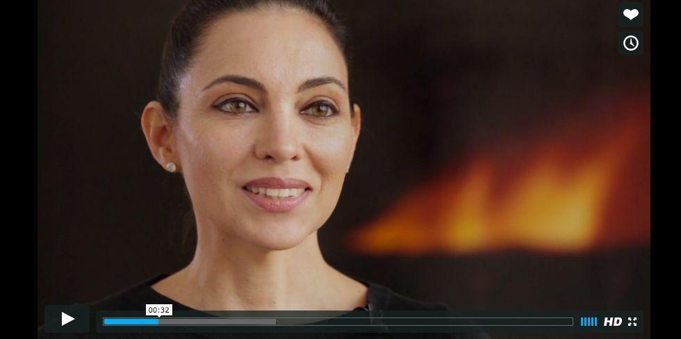 "ALT=""Teresita Fernández, ""Small American Fires"", April 2016, video"""