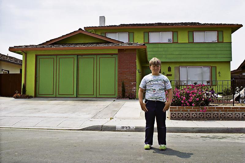 Joel Sternfeld, California, (#1), 1977