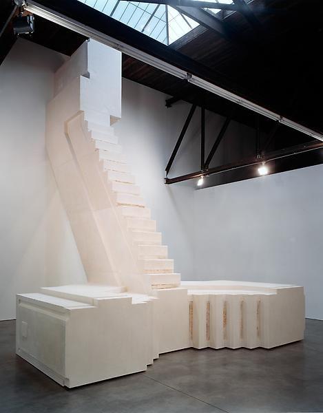 Rachel Whiteread Installation view