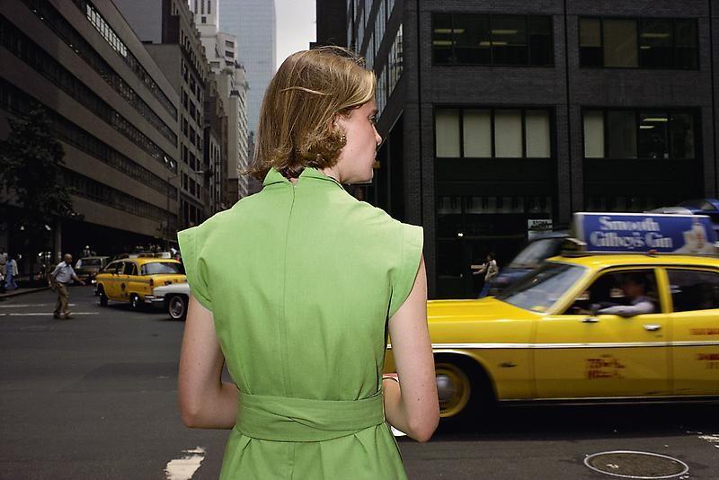 Joel Sternfeld, New York City, (#1), 1976