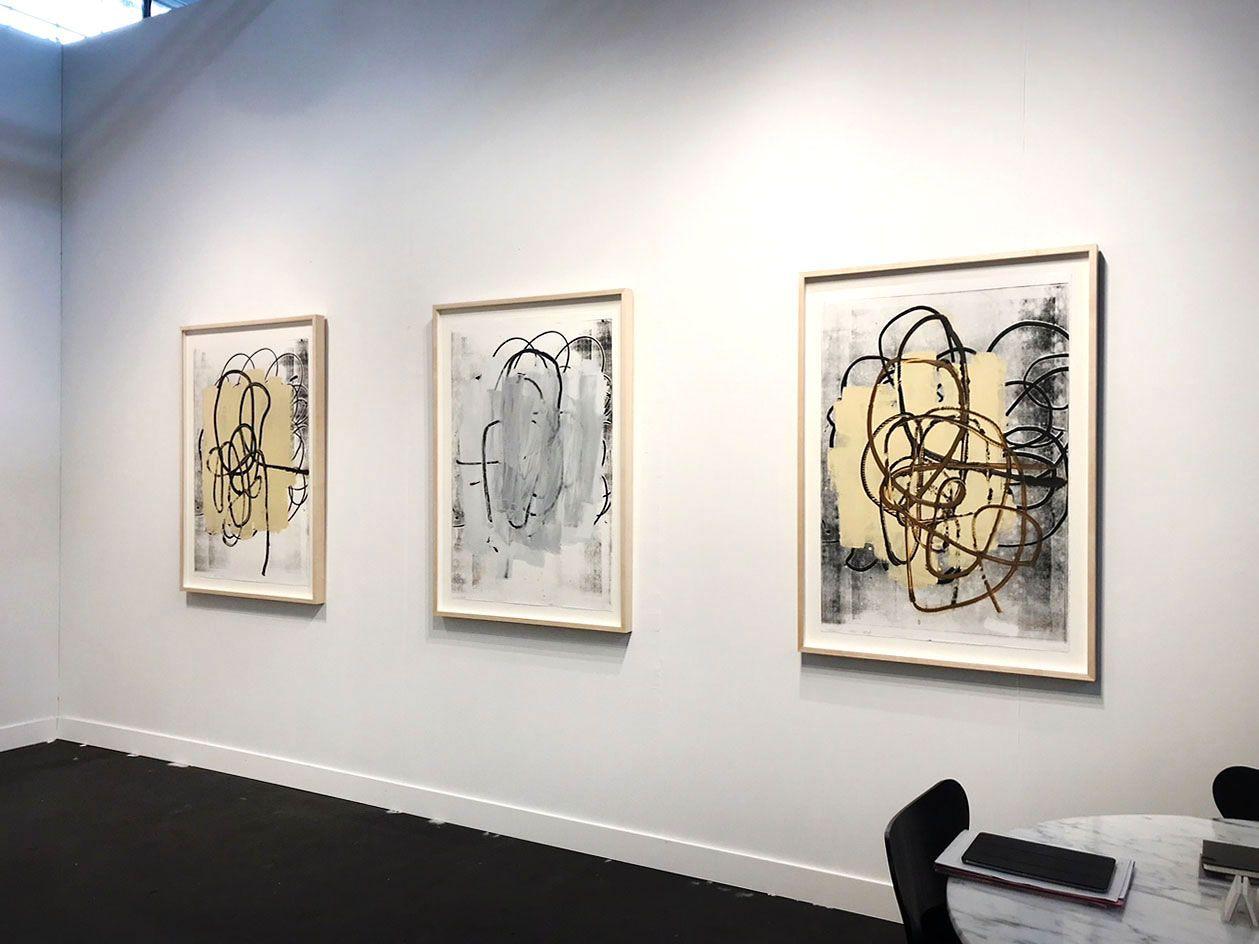 Luhring Augustine, FOG Design+Art Fair, Booth 104