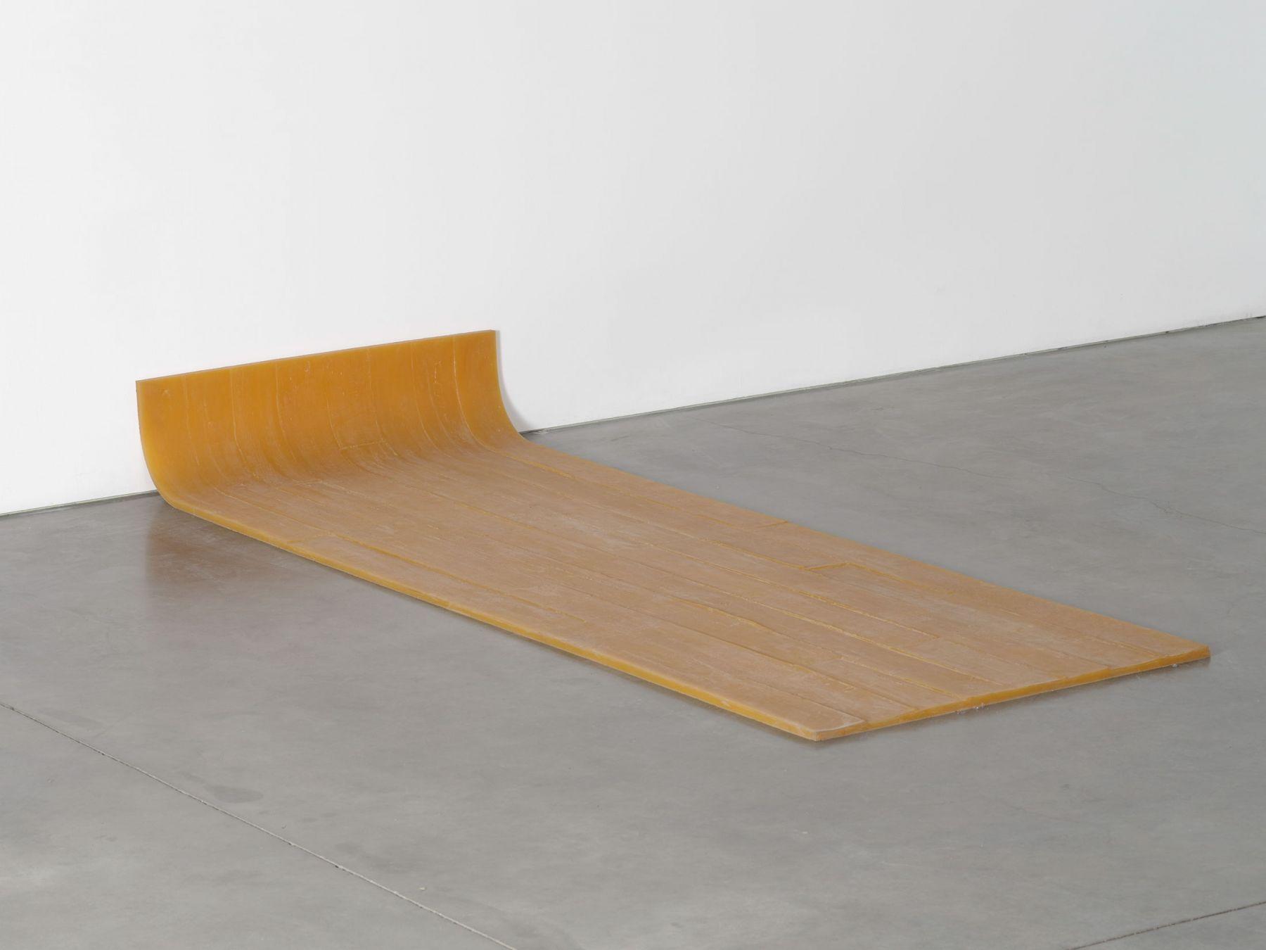 Rachel Whiteread, Untitled (Amber Floor), 1993