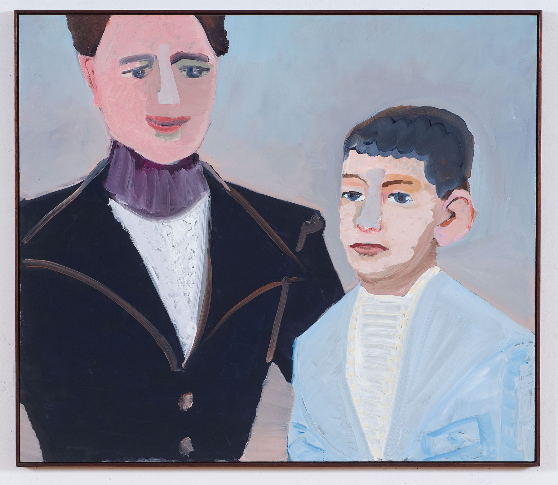Emo Verkerk Joseph Roth and mother, 2018
