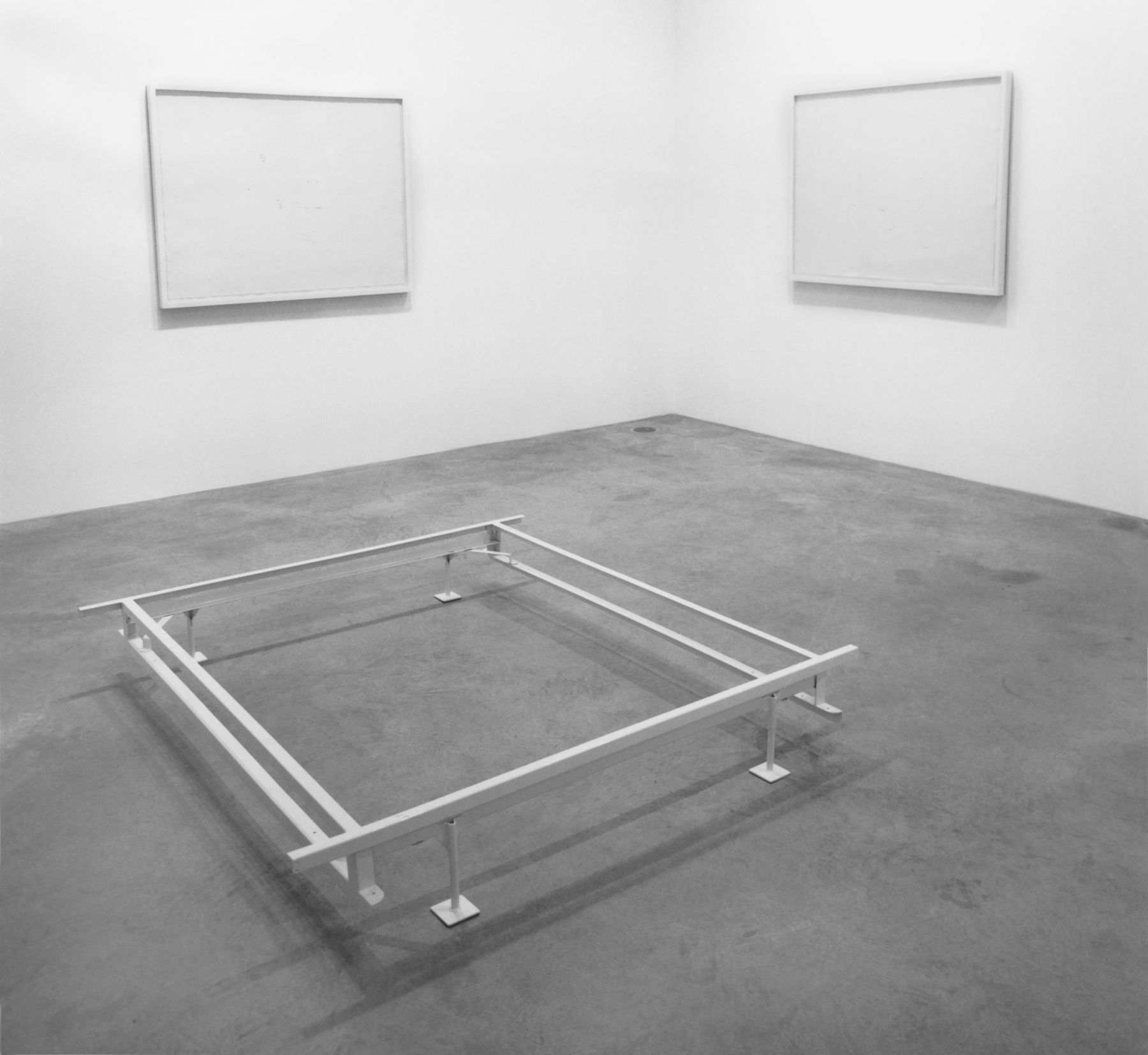 Sarah Seager, Installation view