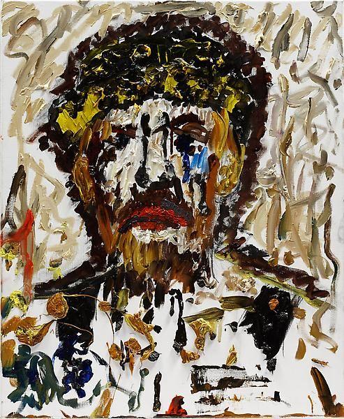 Larry Clark Self portrait, 2014