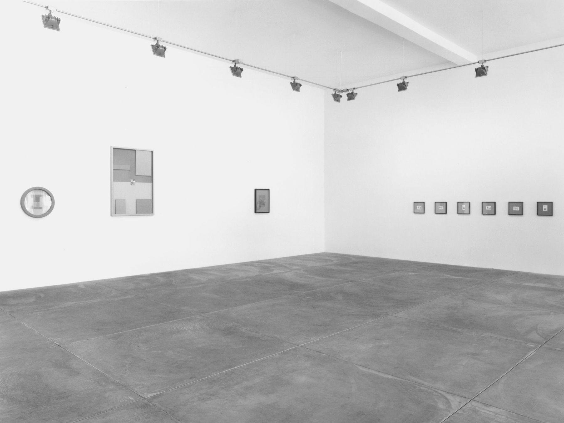 Jorge Pardo, Installation view