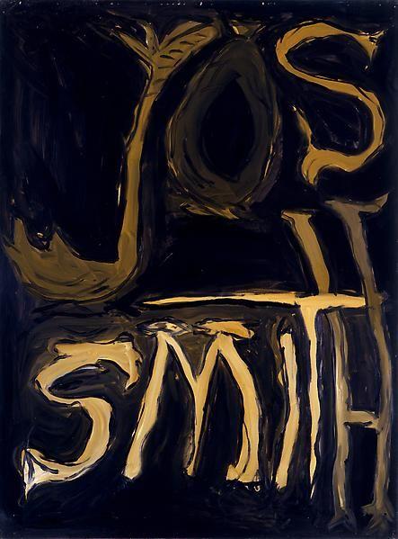 Josh Smith Untitled, 2002