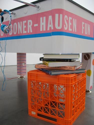 Joshua Brown Electro Boner Hausen Fun, 2008