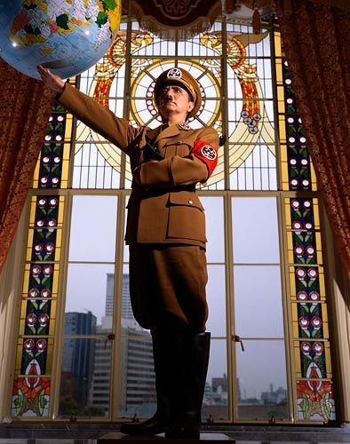 Yasumasa Morimura A Requiem: Where is the Dictator? 2