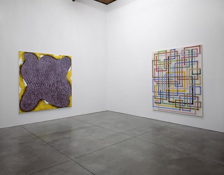 Untitled (painting) Installation view