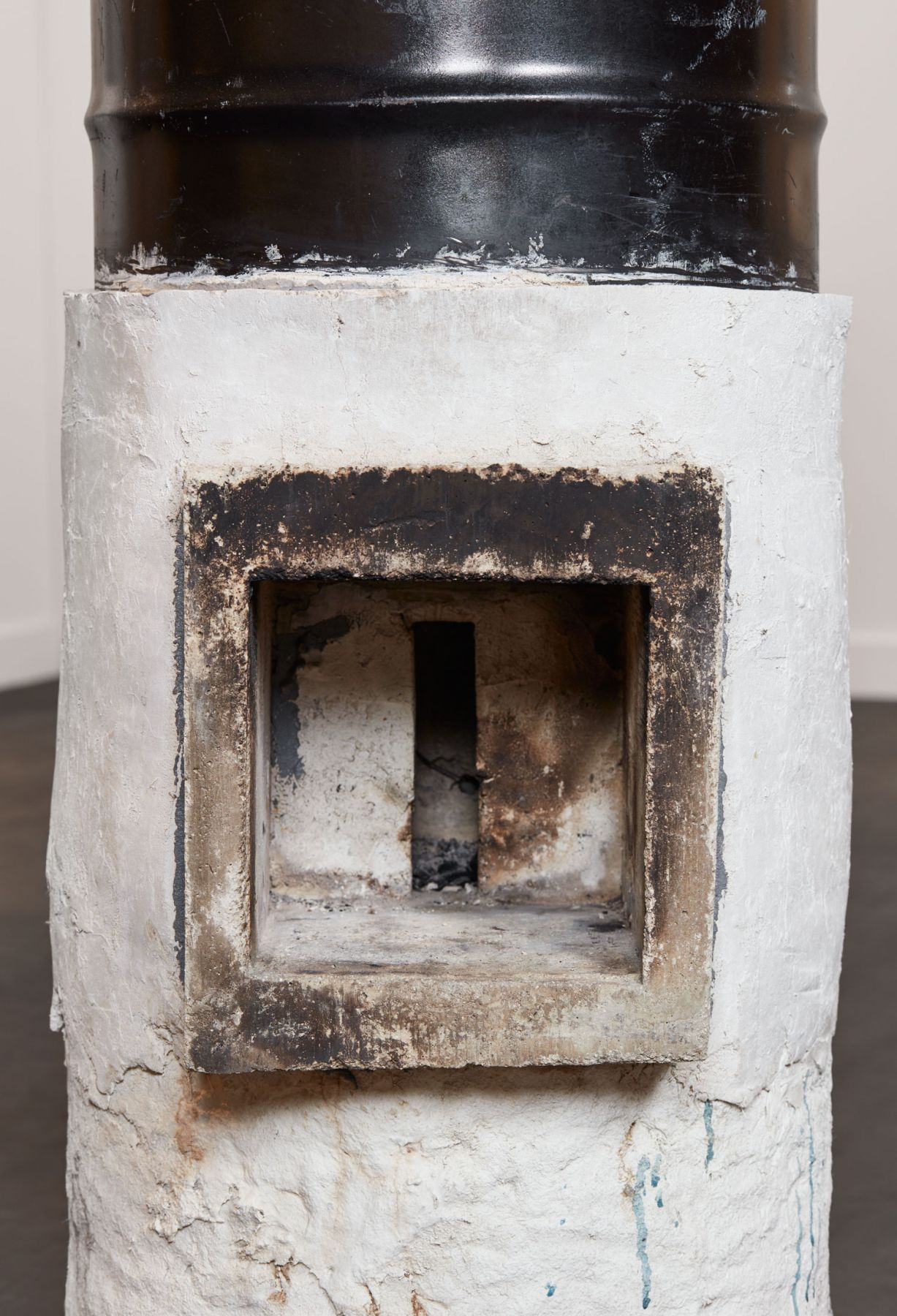 Oscar Tuazon Rocket Stove (LAWS), 2019
