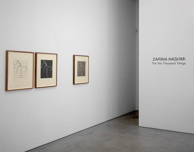 Zarina The Ten Thousand Things
