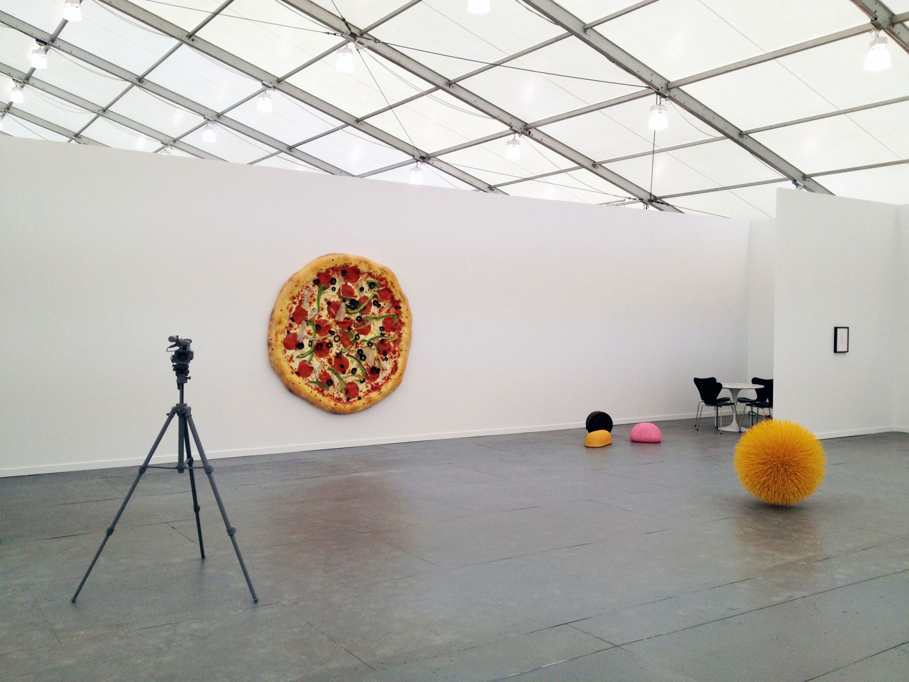 Luhring Augustine, Frieze New York