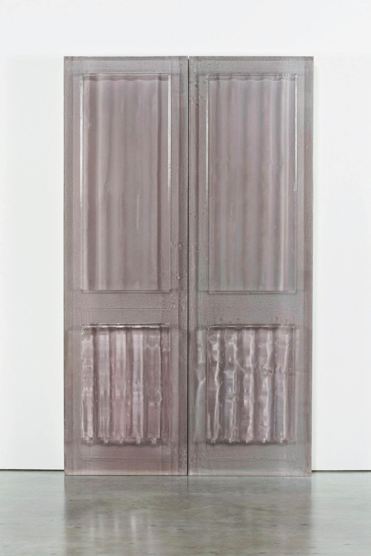 Rachel Whiteread Untitled (Curtains), 2015