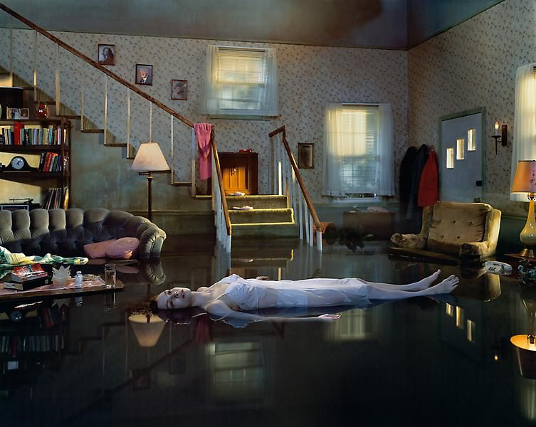 Gregory Crewdson Untitled (Ophelia), 2001