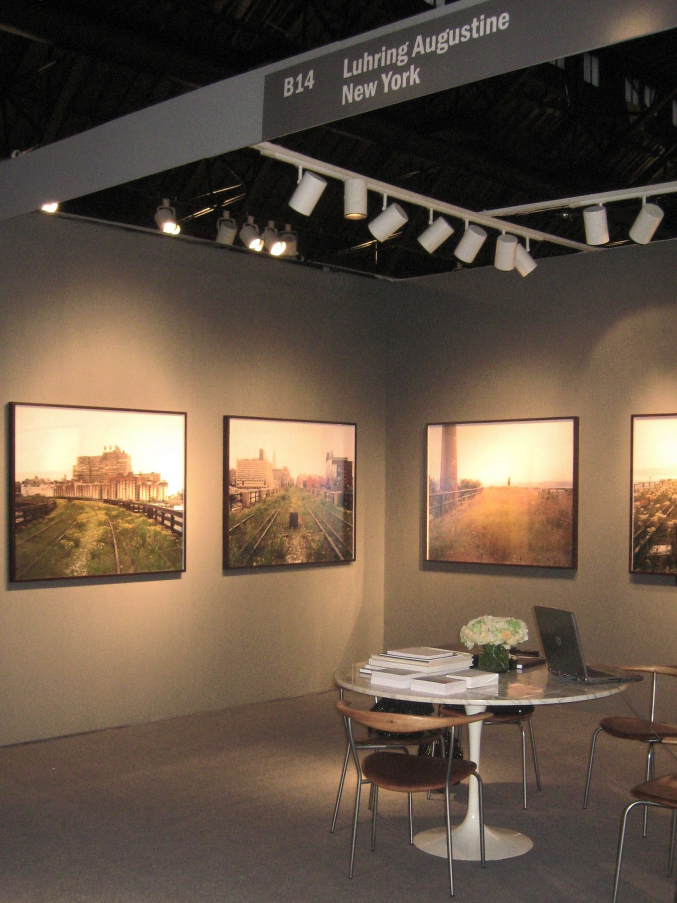 Luhring Augustine , ADAA Booth: B14