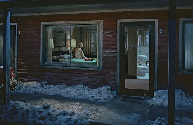 Gregory Crewdson Untitled (Birth), 2007