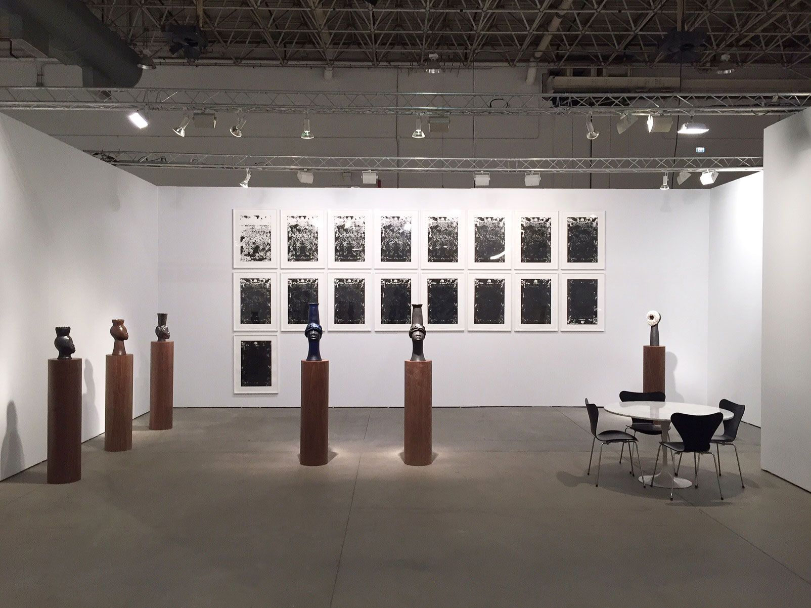 Luhring Augustine, EXPO Chicago, Booth 224