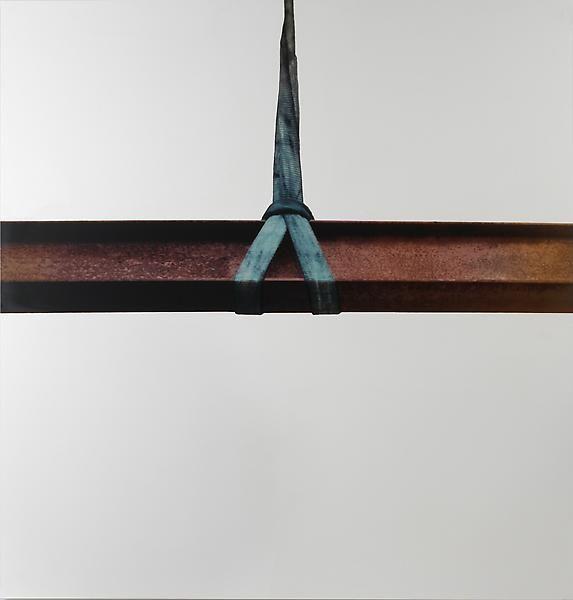 Michelangelo Pistoletto Lavoro – Trave di ferro, 2008-2011
