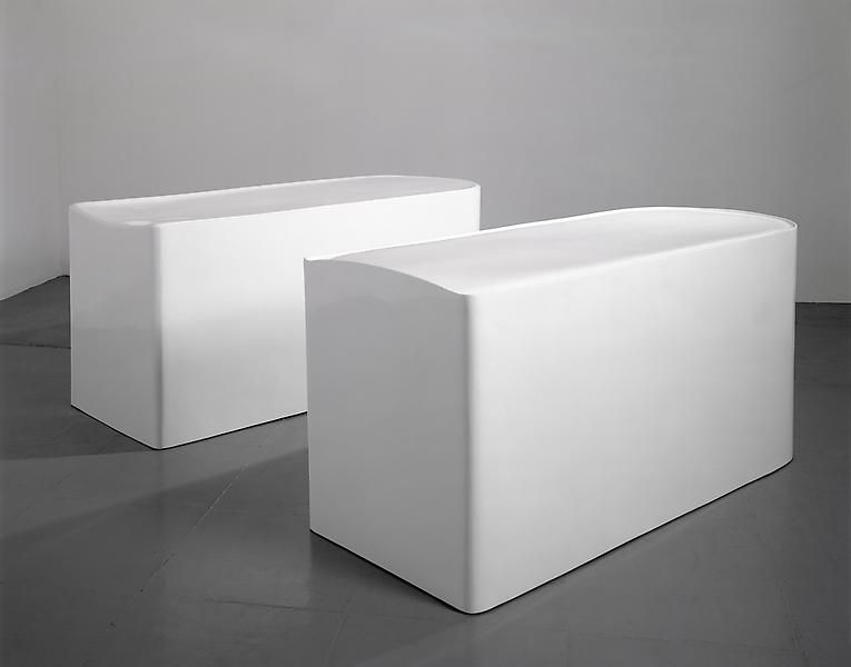 Rachel Whiteread Untitled (Pair), 1999