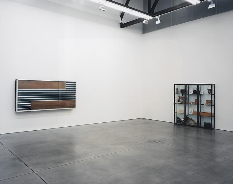 2 x 4, Installation view