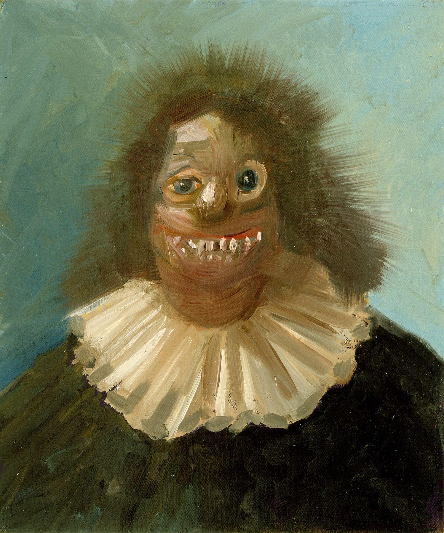 George Condo Lord Gorilla, 2002