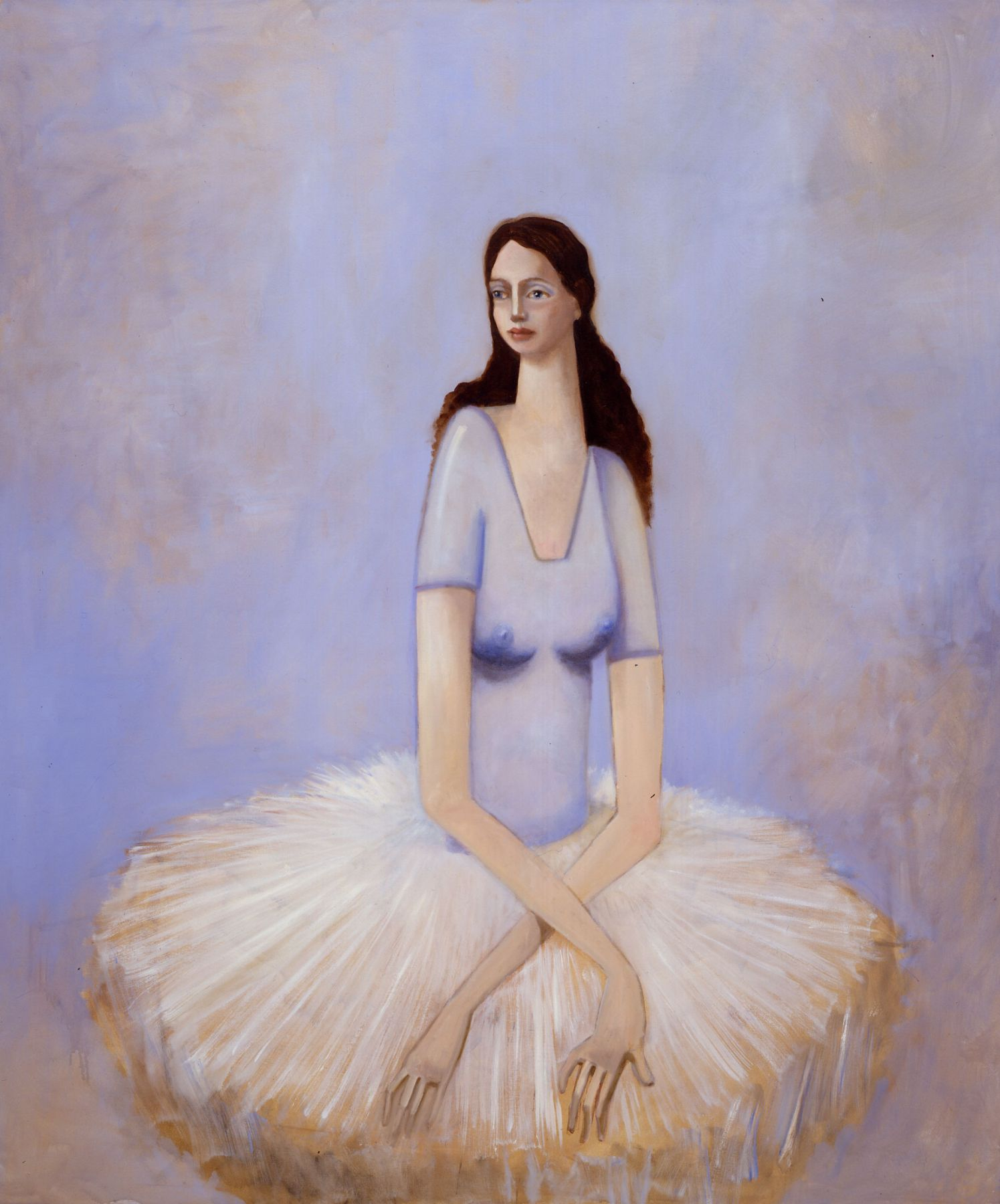George Condo Ballerina, 2002