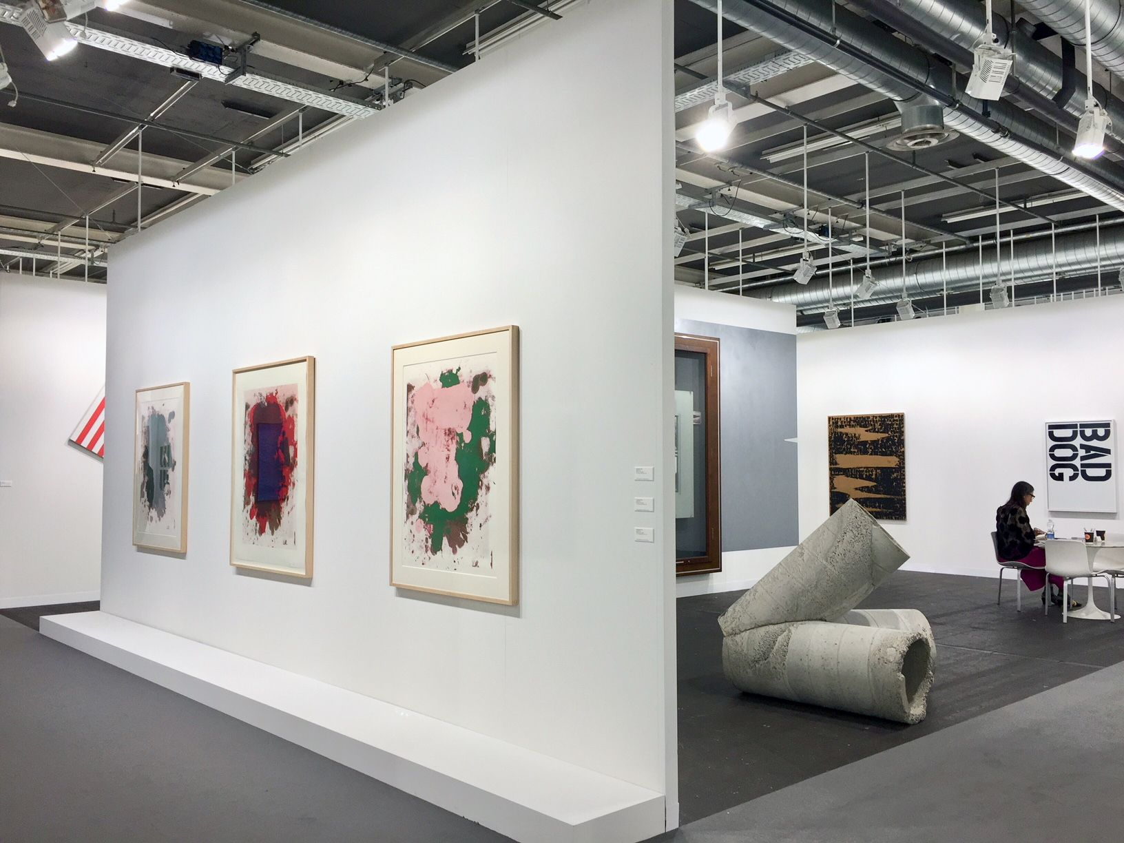 Luhring Augustine, Art Basel, Booth A1