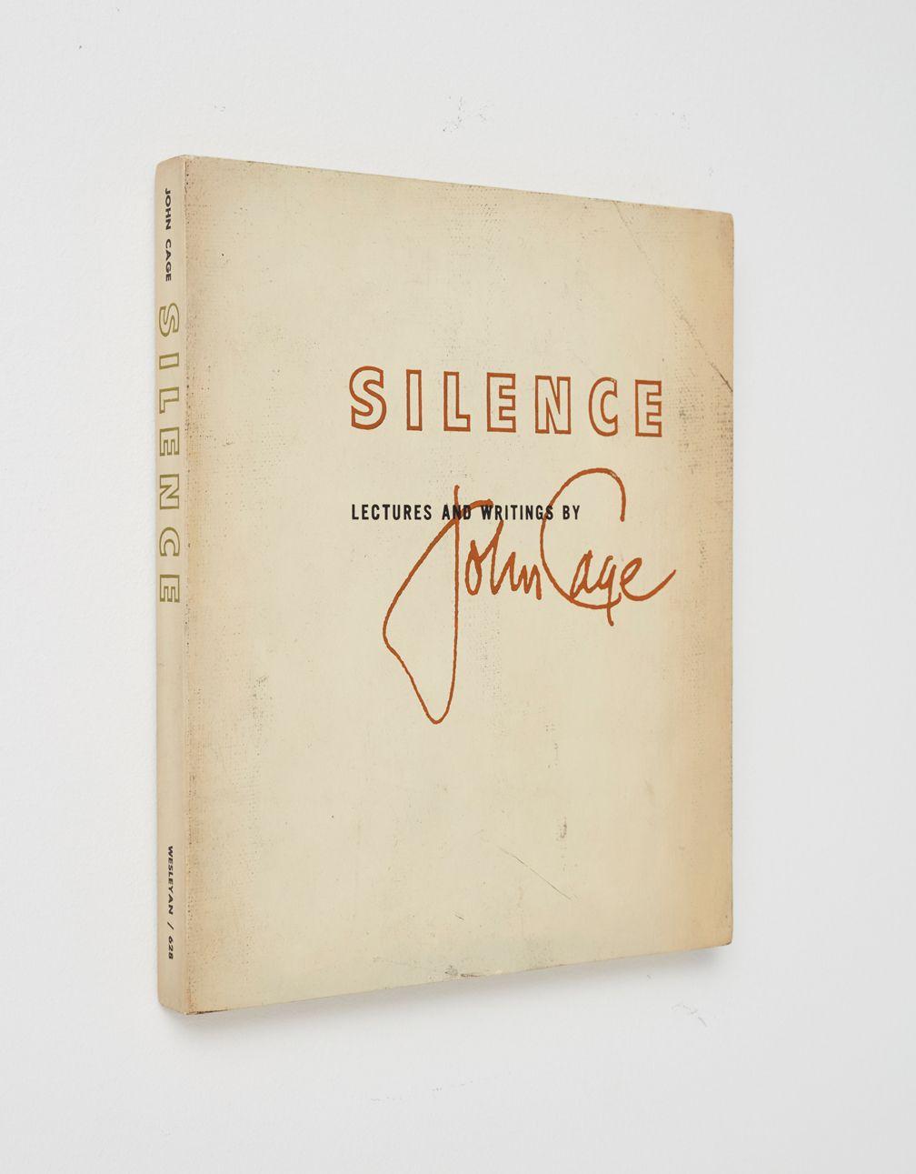 Steve Wolfe, Untitled (Silence), 1991