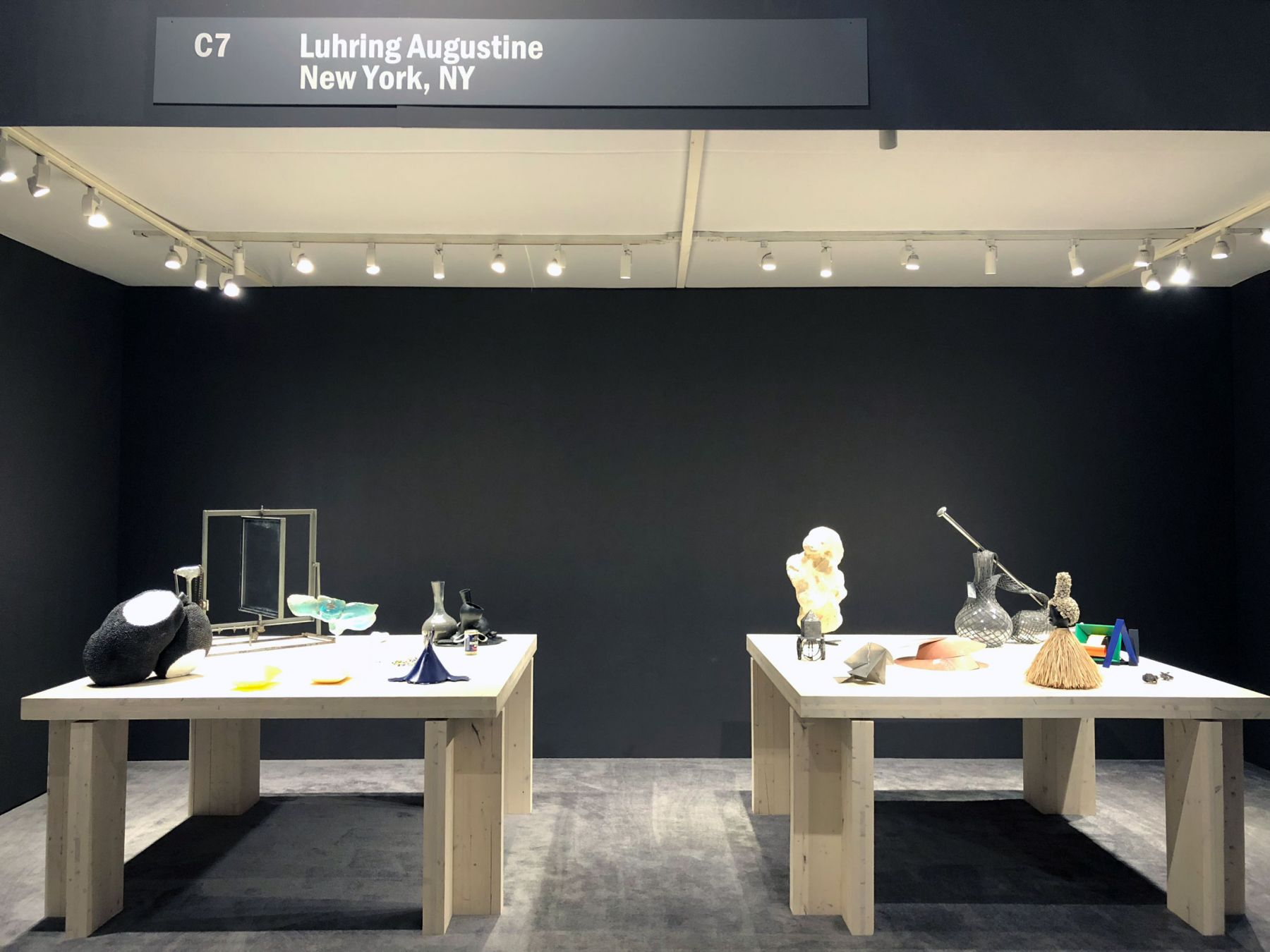 Luhring Augustine, ADAA, TheArt Show, Booth C7