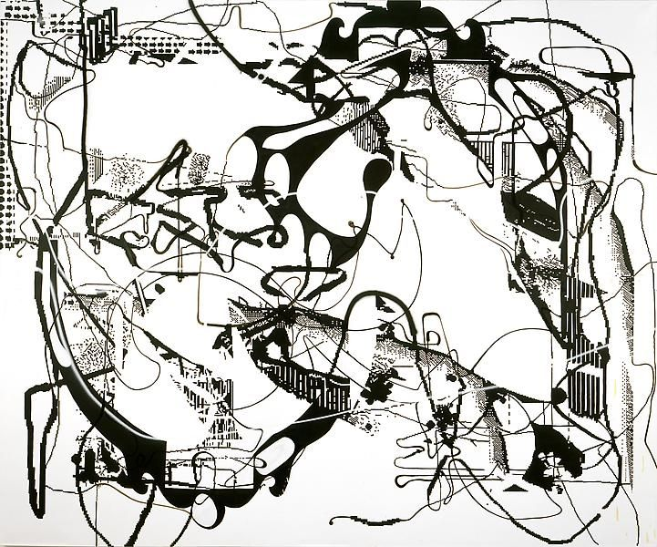 Albert Oehlen Untitled, 2005