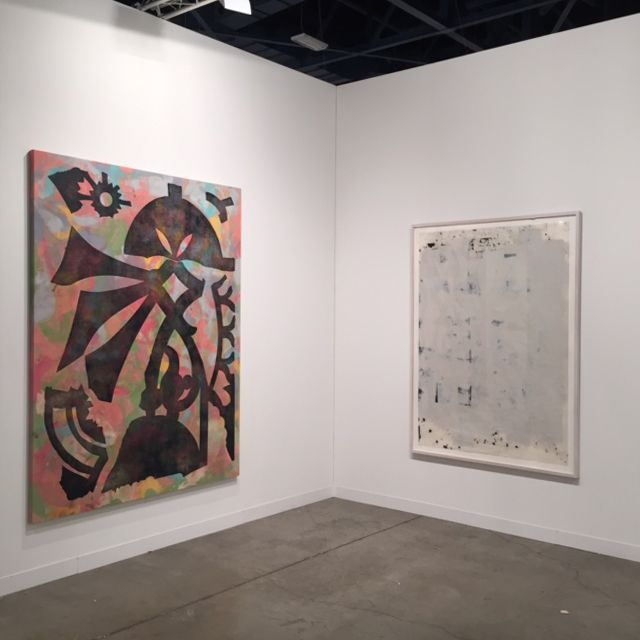 Luhring Augustine , Art Basel Miami Beach, Booth K18