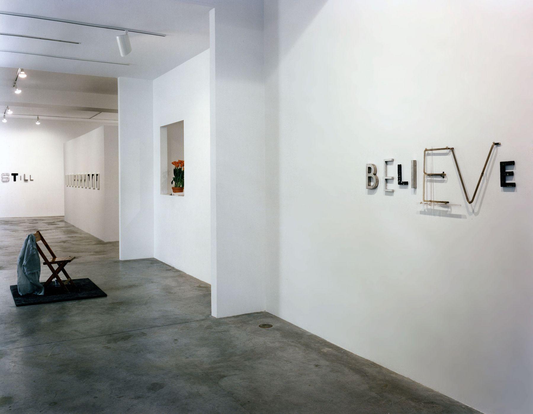 Jack Pierson Installation view