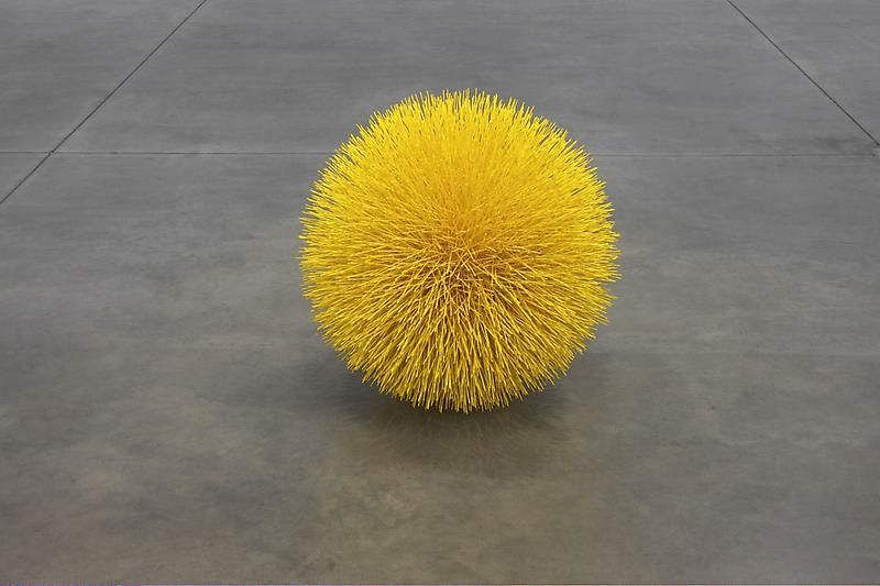 Tom Friedman, Untitled (sun), 2012