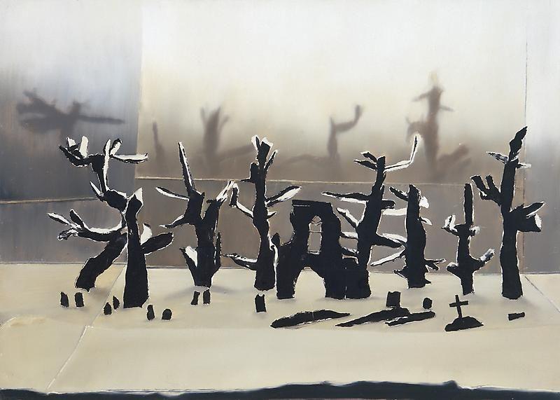 William Daniels The Abbey in the Oak Wood (2), 2002
