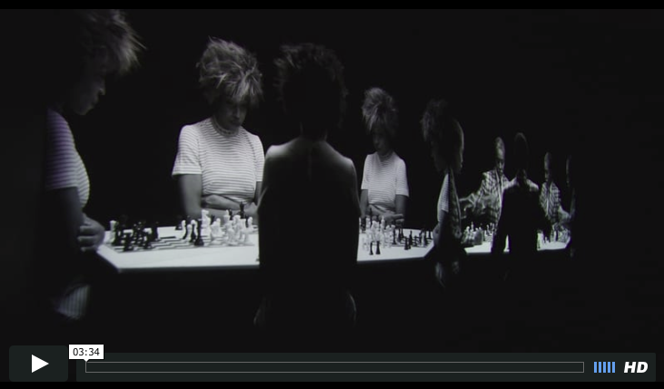 Lorna Simpson, Chess, 2013