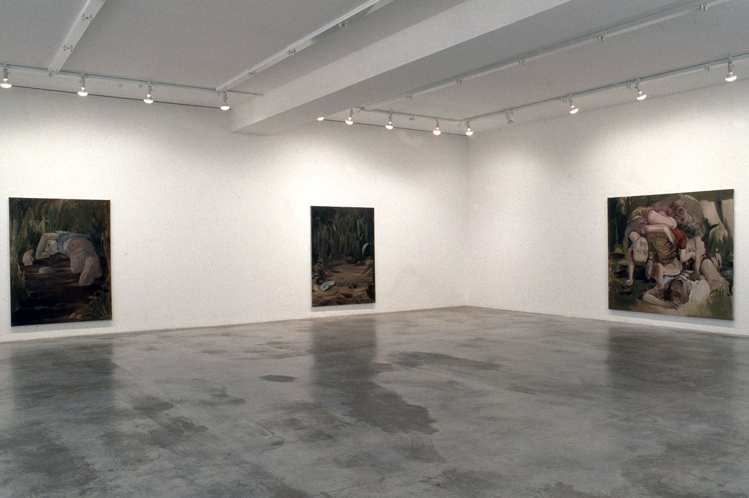 Julian Trigo, Installation view